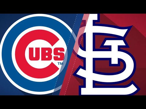 Russell, Baez power Cubs' offense in victory: 9/25/17