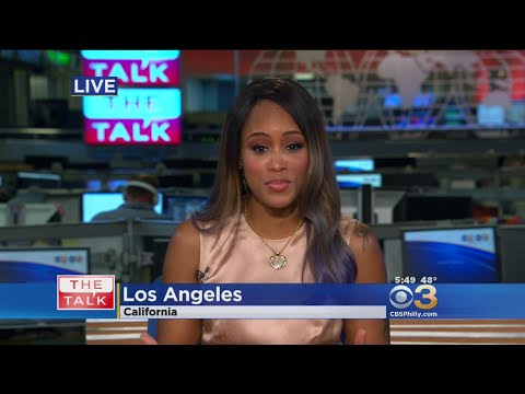 Philly Native Eve Jeffers-Cooper Joins 'The Talk'