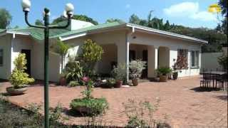 preview picture of video 'Burly House, Lilongwe, Malawi - © Abendsonne Afrika'