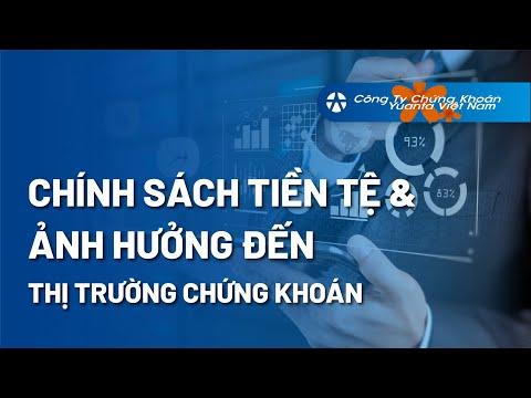 Bài 6: Chính sách Tiền Tệ và Ảnh hưởng đến Thị Trường Chứng Khoán Việt Nam