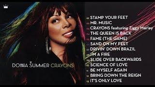 DONNA SUMMER - Crayons - 2008