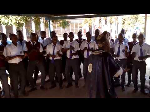 Sandoka (Franco) – Chavakali Highschool Choir – Kenya Music Festival 2015