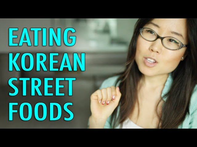 Korean-phrases-for-eating-street