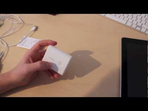 Externer Akku für iPhone/iPad/Smartphone? Enoloop Mobile Booster Unboxing,Review