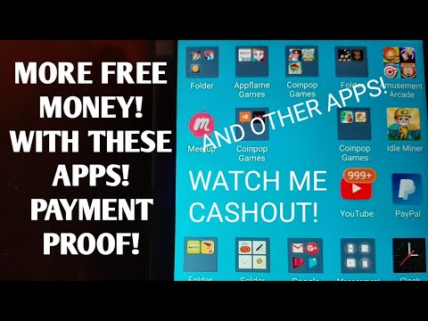Download 10 Apps That Pay You Paypal Money 2019 Video 3GP Mp4 FLV HD