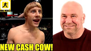 MMA Community React to the exciting debut of possibly the next biggest UFC Super Star Paddy Pimblett