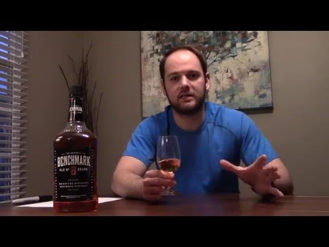 Benchmark Kentucky Straight Bourbon Whiskey Review
