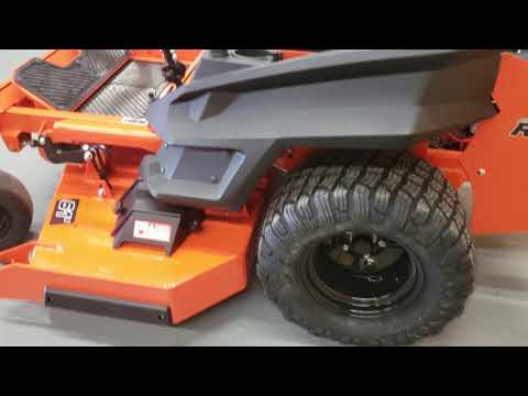 """2019 Bad Boy Mowers Rebel 61"""" with 27hp Kawasaki in Saucier, Mississippi - Video 1"""