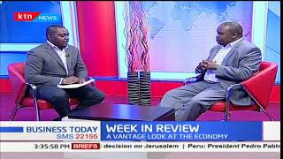Kenneth Gichinga-Chief economist,Mentoria; vantage look at the economy: Week in review