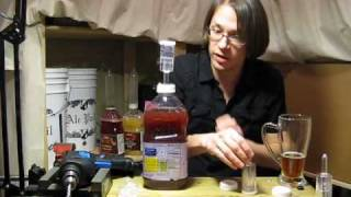 Inmate Brew Airlock - How to Make One!