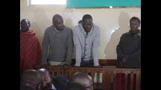 More details about Mike OKombe's murder suspects