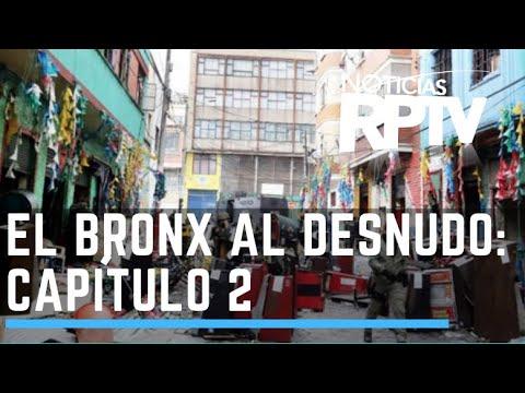 El Bronx al desnudo: La Caldera del Diablo (Bogotá) - Capítulo 2 I Especiales RPTV