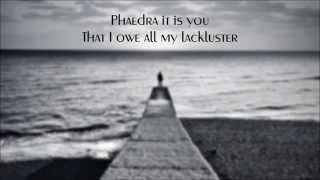 Baths - Phaedra (Lyrics)