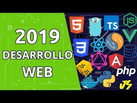 Desarrollo Web en el 2019