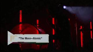 Angels & Airwaves The Moon-Atomic (...Fragments and Fictions) Live FUEL TV 2010 - 8