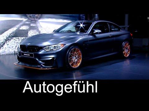 BMW M4 GTS Presentation at Tokyo Motor Show #bmwm - Autogefühl