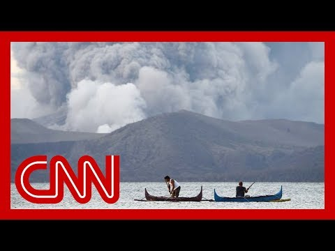 Philippines bracing for potentially violent eruption