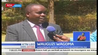 Huduma za afya zilidumazwa katika kaunti mbali mbali nchini Kenya