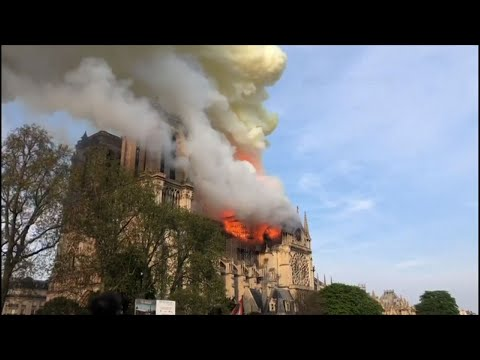 "One firefighting expert says preplanning and firefighters going ""above and beyond"" prevented a tragic situation from turning catastrophic as a raging fire engulfed Paris' historic Notre Dame Cathedral Monday. (April 16)"