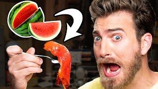 Smoked Watermelon Meat Taste Test