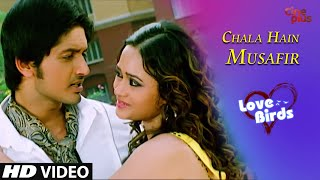 Chala Hain Musafir | Hindi Sad Song | Love Birds | Rishi