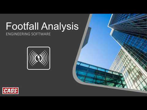 CADS Footfall Analysis Full tutorial
