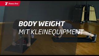 Dein 10-Minuten Workout - AbRoller
