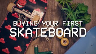 Choosing Your First Skateboard - The Complete Setup