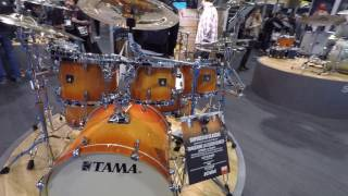 Tama Drums Booth NAMM 2017