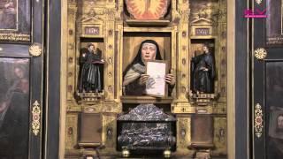 preview picture of video 'Santa Teresa y Valladolid _ Exposición'