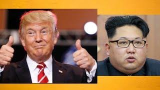 Download Video Trump Tweets that Kim Jong-un is Short and Fat MP3 3GP MP4