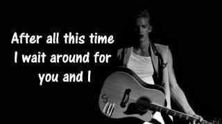 Sinkin' In - Cody Simpson + Lyrics on screen