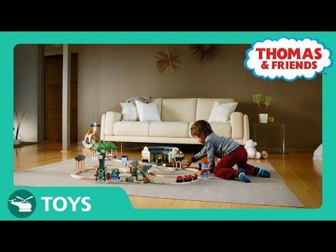 Thomas Wooden Railway | Toys | Thomas & Friends