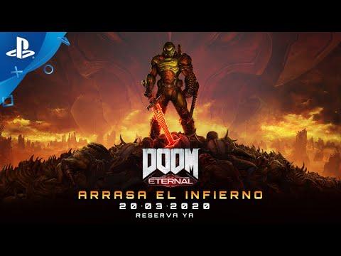 Trailer de DOOM Eternal