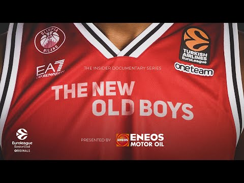 "Euroleague Basketball documentary: Milan's ""The New Old Boys"""