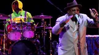 George Clinton & Parliament Funkadelic LIVE : Get Off Your Ass & Jam (2.9.12 Boston, MA)