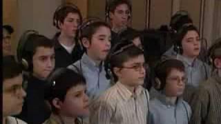 как малые евреи поют?