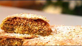 شميشة : وصفة بسطيلة بالدجاج (الطبخ المغربي)