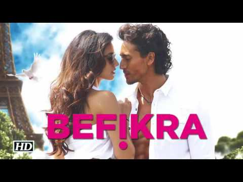 Befikra FULL SONG with Lyrics | Tiger Shroff, Disha Patani | Meet Bros ADT | Sam Bombay