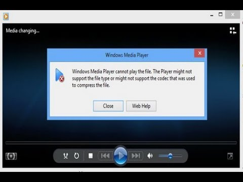 How to Play Any Video File Format in Windows Media Player