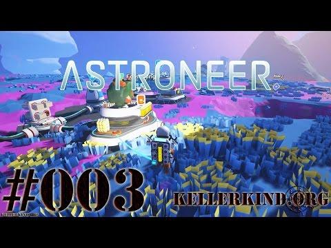 Astroneer #3 – Wir sind Forscher – Aggressive Forscher ★ Let's Play Astroneer [HD|60FPS]