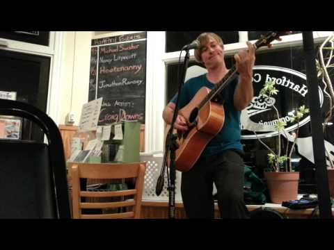 Jonathan Ramsey - Johnny Jump Up @ Hartford Coffee (STL, MO) 2013-09-28