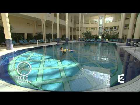 Centre de thalasso des trois eaux Djerba Tunisie