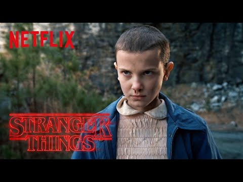 Stranger Things Rewatch | Clip: Eleven Saves Mike | Netflix