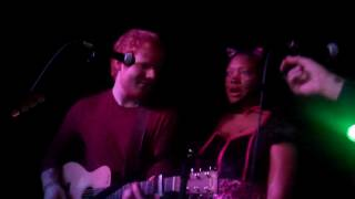Ed Sheeran - One Night @ The Mercury Lounge, New York 31/10/13