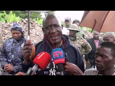 Bundibugyo residents should relocate from affected areas - Ecweru