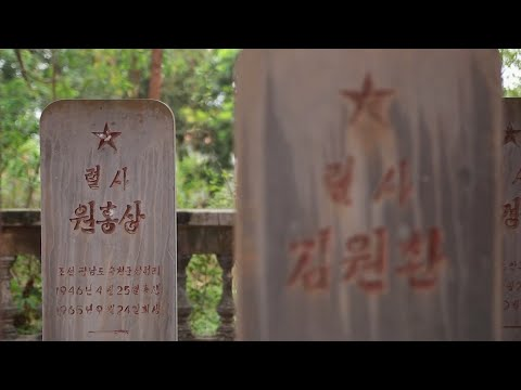 Headstones in northern Vietnam are an enduring symbol of the friendship of Vietnam and North Korea, communist nations that both fought bruising conflicts against the U.S. during the Cold War. (Feb. 19)