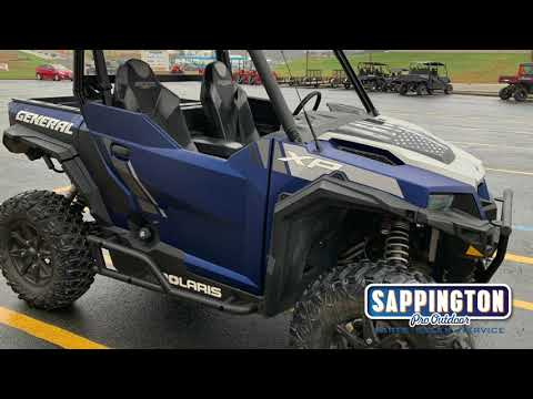 2020 Polaris General XP 1000 Deluxe Ride Command Package in Jackson, Missouri - Video 1