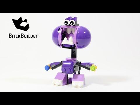 Vidéo LEGO Mixels 41551 : Snax