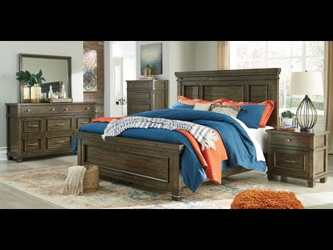 Darloni Bedroom Collection by Ashley Signature Design Furniture
